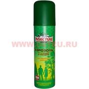Аэрозоль Insectum от клещей и компаров (для обработки одежды) 150 мл