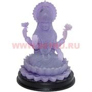 Богиня Лакшми на подставке