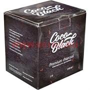 Уголь для кальяна Coco Black 1 кг 100 шт кокосовый