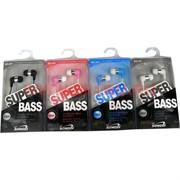 """Наушники """"Super Bass"""" SD-207 цвета в ассортименте"""
