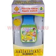 Умные часы Apple Watch с Миньоном