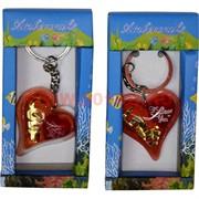 Брелок I Love You (CP-23) сердечки, цена за 12 шт