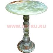 Столик из оникса 60  см (16х16 дюймов)