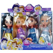 Куклы Fashion Style цена за набор из 8 штук