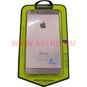 """Чехол для iPhone 6 """"Fashion Case"""" цвет золотистый"""
