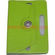 Чехол для iPad 7 дюймов цвет зеленый