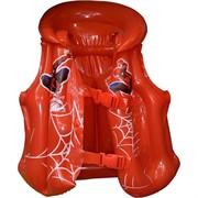 Детский надувной жилет «Спайдермен» 6 шт/уп