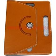 Чехол для iPad 8 дюймов цвет коричневый
