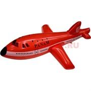Надувная игрушка «Самолет» 65 см