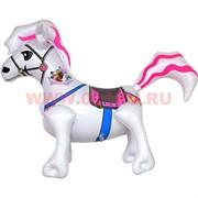 Надувная игрушка «Лошадка» 40х48 см