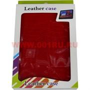 """Обложка для iPad mini """"Leather Case"""" цвет красный"""
