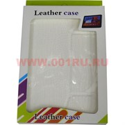 """Обложка для iPad mini """"Leather Case"""" цвет белый"""