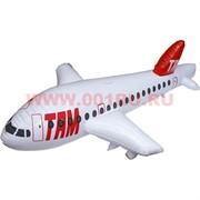 Надувная игрушка «Самолет большой» 96 см