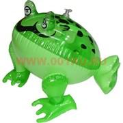 Надувная игрушка «Лягушка малая» 18х23 см