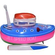 Надувная игрушка «Кораблик» 32х37 см