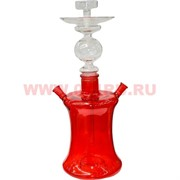 Кальян стеклянный Art Kalyan 52 см цвет красный