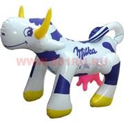 Надувная игрушка «Корова Milka» 30х48 см