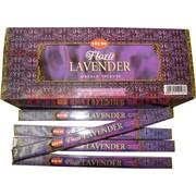 Благовония HEM sq Flora Lavender Masala 25 шт\уп