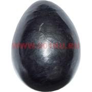 Яйцо из шунгита полированное 6,3х4,2 см