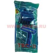 Станок для бритья 5 шт/уп Tec II, цена за упаковку из 5 штук