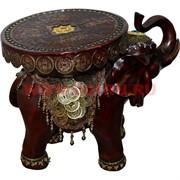 Слон из полистоуна (табуретка) 42 см высота