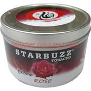 "Табак для кальяна оптом Starbuzz 250 гр ""Роза Rose Exotic"" (USA)"