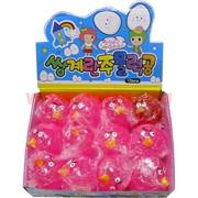 Лизун мягкий (прилипает) Angry Birds и другие виды цена за 12 шт