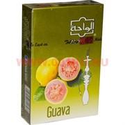"Табак для кальяна Al-Waha 50 гр ""Гуава"" (аль-ваха Guava) Иордания"
