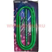 Шланг для кальяна Euro Shisha зеленый силиконовый