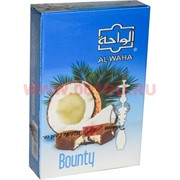 "Табак для кальяна Al-Waha 50 гр ""Баунти"" (аль-ваха Bounty)"