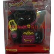 Кот-Манеки черный в коробочке