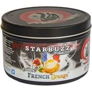 """Табак для кальяна оптом Starbuzz 100 гр """"French Orange Exotic"""" (французский апельсин) USA"""