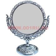 "Зеркало ""Круг"" под серебро (0813) 27 см"