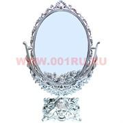 "Зеркало ""Овал"" под серебро (0867-8) 32 см"