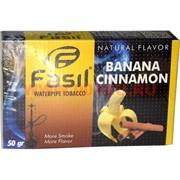 Табак для кальяна Fasil «Banana Cinnamon» 50 гр (фасиль банан с корицей)