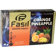 Табак для кальяна Fasil «Orange Pineapple» 50 гр (фасиль апельсин с ананасом)
