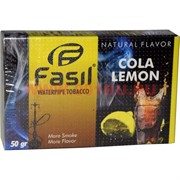 Табак для кальяна Fasil «Cola Lemon» 50 гр (фасиль кола с лимоном)