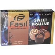 Табак для кальяна Fasil «Sweet Praline» 50 гр (фасиль сладкое пралине)