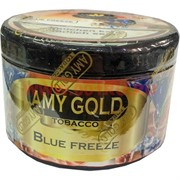 "Табак для кальяна Amy Gold 250 гр ""Blue Freeze"" (Германия) эми голд блю фриз"