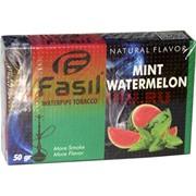 Табак для кальяна Fasil «Mint Watermelon» 50 гр (фасиль арбуз с мятой)
