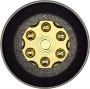 Спиннер металлический «револьвер» 50 мм диаметр