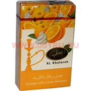 Табак для кальяна Al Katareh 50 гр «Orange with Cream» Иран