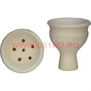Чашка Cococoal Khan из белой глины (Россия) 8 см