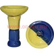 Чашка для кальяна керамика (Украина) цветная