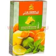 """Табак для кальяна Al Fakher 50 гр """"Цитрусовые с мятой"""""""