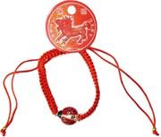 Браслет с красной ниткой «божья коровка» цена за 120 шт