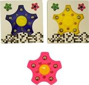 Спиннер с 5 шариками 5 цветов 5 углов