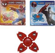 Hand Spinner Супергерои 4 лопасти с шариками