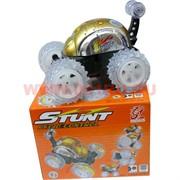 Машинка Stunt с радиоуправлением малая (переворачивается)