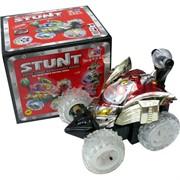 Машинка Stunt с радиоуправлением средняя (переворачивается)